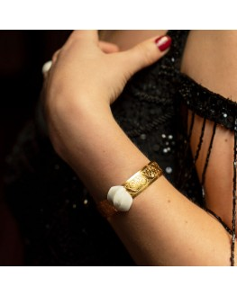 Bracelet Fedora GM porté