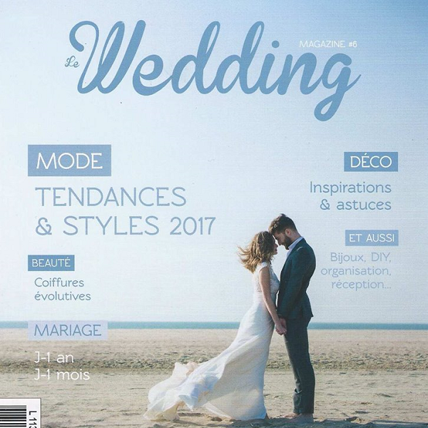 Le Wedding Magazine - Juin 2016